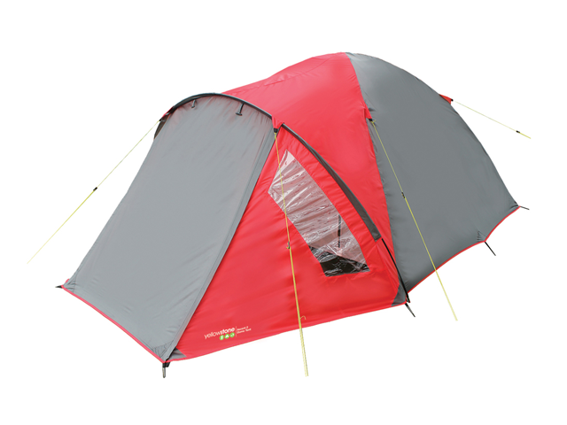 2-person-festival-tent-Red  sc 1 st  One Stop Festival & Festival Tent - 2 Man double skinned tent with front porch