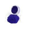 Blue glitter
