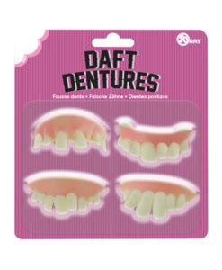 Daft Dentures-festival-fancy-dress