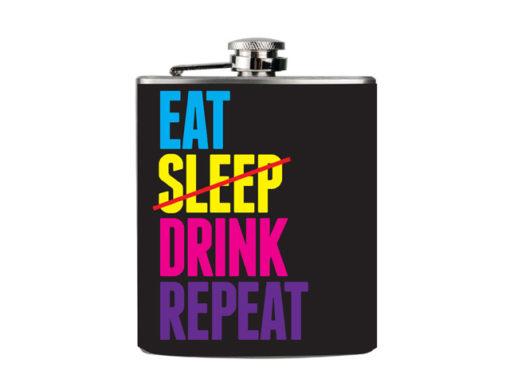 Festival-hip-flask-eat-sleep