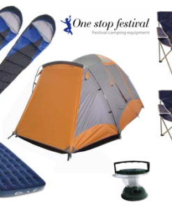 Festival Camping Kits