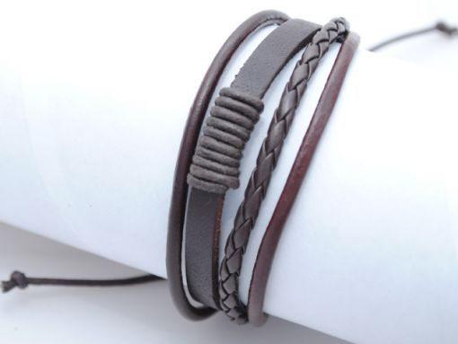 Mens_bracelet_brown_BM2