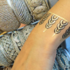 Metallic-Tattoo-Festival-Fashion-HBK2-4