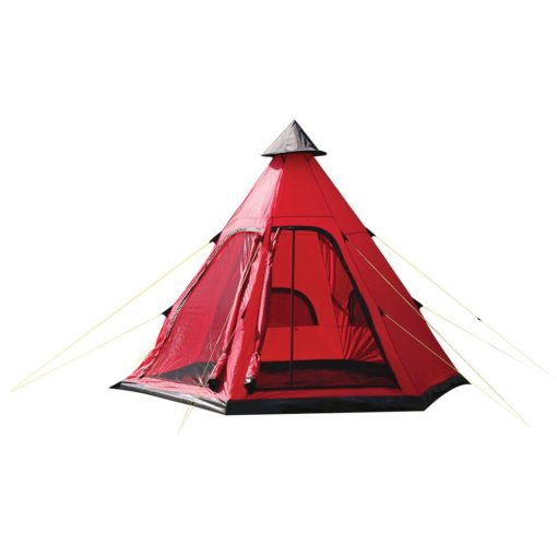 Red-Tepee-Tent