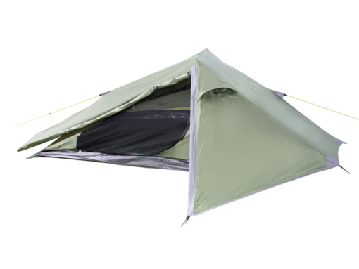 Solo-Single-Person-Tent-open