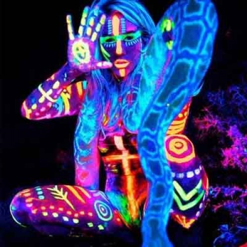 Glow Neon Paint Neon uv Body Face Paints